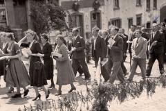 Fronleichnam 1950