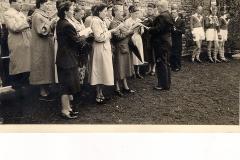 Grundschuleinweihung 1952